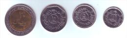 Yemen 4 Coins Lot - Yémen