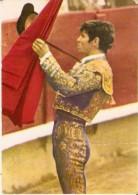 CALENDARIO DEL AÑO 1969 DE EL CORDOBES - TORERO (TORO-BULL) (CALENDRIER-CALENDAR) - Tamaño Pequeño : 1961-70