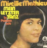 """Mireille Mathieu """" Mein Letzter Tanz """" - Vinyl Records"""