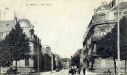 SEDAN - ARDENNES  (08) -  CPA ANIMEE 1909. - Sedan
