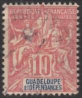 N° 41 - O - - Guadeloupe (1884-1947)