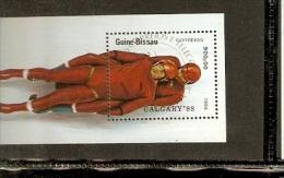 GUINE BISSAU CALGARY 88 - Inverno