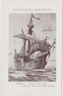Messageries Maritimes - Athos II. Caraque Méditéranéenne. - Barche