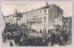 Cérémonie Commémorative Du Combat Et De La Destruction De GERBEVILLER . - Gerbeviller