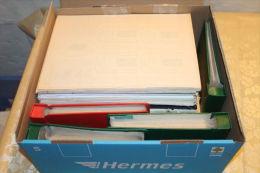 (489) urige Kiste Deutschland Masse bis Mengen ** Ware ,FDC+Belege........