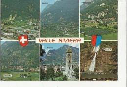 80799 SVIZZERA CANTON TICINO  VALLE RIVIERA - TI Tessin