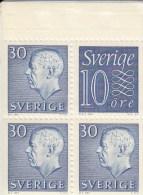 Zweden Michel H-Blatt 14 Cat. 4.80 € ** - 1951-80
