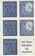Zweden Michel H-Blatt 24 Cat. 15.00€ ** - 1951-80