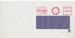 I6123 - Slovakia (1993) Bratislava: The Test Machine FRAMA; Name Of State CESKO-SLOVENSKO - Varietà & Curiosità