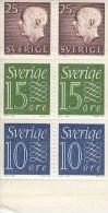 Zweden Michel H-Blatt 34 Cat.2.50 € ** - 1951-80