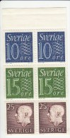 Zweden Michel H-Blatt 33 Cat.2.50 € ** - 1951-80
