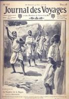 Journal Des Voyages - N° 873 Du 24 Août 1913 - Les Débuts D'une Girafe - La Roumanie En Armes- Le Supplice De La Sagaie - Journaux - Quotidiens