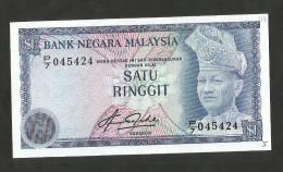 [NC] MALAYSIA - MALESIA - 1 RINGGIT (1981) - Malesia