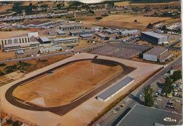Vue Aerienne Stade Football Youri Gagarine Klouchino Smolensk Chaumont Haute Marne - Calcio