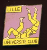 """"""" LILLE U.C.  """"     Vert Pg14 - Judo"""