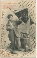 Le Petit Chiffonnier Brocante Marché Aux Puces Parapluie - Métiers