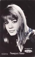 DEDICACE Originale Autographe Chanteuse Françoise HARDY 1963 @ Photo André Nisak - Autographes