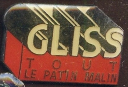 """ GLISS ""     Vert Pg14 - Patinaje Artístico"