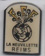 Football , FCF , La Neuvillette Reims - Football