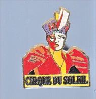Pin´s -   CIRQUE DU SOLEIL - Pin's