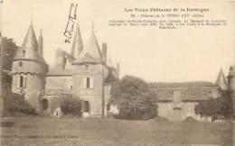 LES VIEUX CHATEAUX DE LA DORDOGNE . CHATEAU DE LA FINOU . - France