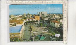 PO6096C# LATINA - APRILIA - PIAZZA ROMA  VG 1992 - Aprilia