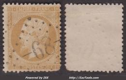 GC 68 (Alloue, Charente (15)), Cote 75€ - 1849-1876: Classic Period