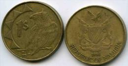Namibie Namibia 1 Dollar 1996 KM 4 - Namibie