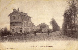 78 Trappes. Route De Normandie - Trappes