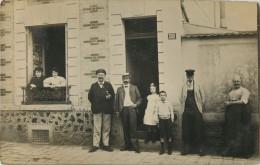 BELLE CARTE PHOTO A SITUER - PAVILLON - FAMILLE