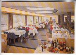 ALLEMAGNE Rhénanie : BAD GODESBERG : PARKHOTEL Restaurant Café - CPSM Colorisée GF - - Deutschland