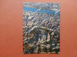 34620 PC: NETHERLANDS: LIMBURG: Luchtfoto Centrum Maastricht Op De Voorgrond. St. Servaasbasiluek En St. Janskerk. - Maastricht