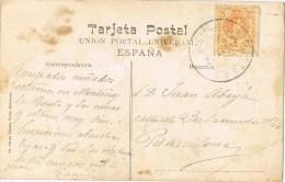 9452. Postal MONTSENY (Barcelona) 1922, Vista De La Farga - Cartas