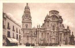 POSTAL     -MURCIA   -ESPAÑA   -  LA CATEDRAL  (65 ED. R. ALMIRALL) - Murcia