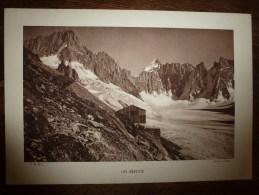 1930-1940 Photo Par Georges Tairraz      UN REFUGE - Places