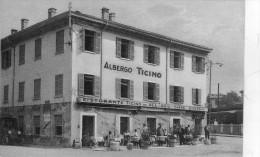 COMO   ?  Ristorante  Albergo  Ticino - Como