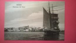 Brindisi - Panorama Del Porto - Brindisi