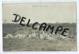 Carte Photo - Camp De Bois L´Evêque - Unclassified