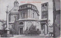 PC Torino - Chiesa Della Consolata - 1917 (6295) - Kerken