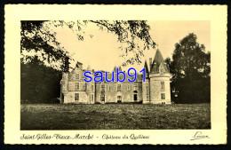 Saint Gilles Vieux Marché  - Château Du Quélénec  -  Réf : 31512 - Saint-Gilles-Vieux-Marché