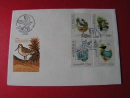 == Portugal FDC 1982 Birds - FDC