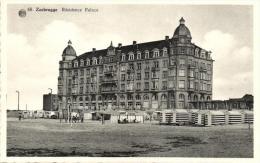 BELGIQUE - FLANDRE OCCIDENTALE - ZEEBRUGGE - Résidence Palace. - Zeebrugge