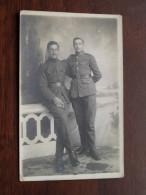 2 Soldat / 2 Soldiers  ( Zie Foto Voor Details ) !! - Personen