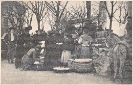HENDAYE. Marché Aux Légumes. 1927 - Unclassified
