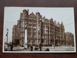 MIDLAND Hotel Manchester ( AHC.1988.) - Anno 1949 / Photocard ( Zie Foto Voor Details ) !! - Manchester
