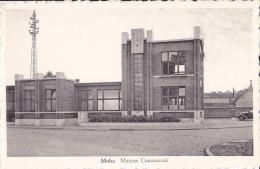 MOHA : Maison Communale - Wanze