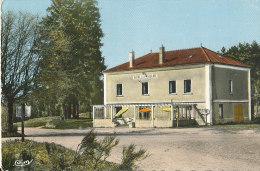 T T 08 / C P S M - COURS  -  (69)  HOTEL DU PAVILLON - Cours-la-Ville