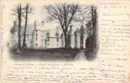 18 - Château De Meillant - Façades Extérieures - Meillant