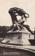 Pologne - Poland - Warszawa - Pomnik Chopina - Sculpture Musique Chopin - Pologne