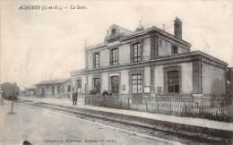 78 - Achères - La Gare - Acheres